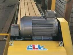 Кромкообрезной многопильный станок 7. 5 кВт-11 кВт