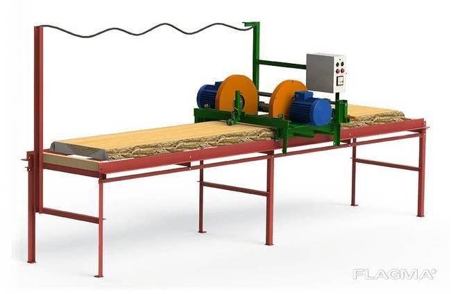 Кромкорез Алтай-011 двухпильный электрический