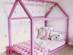 Кровать-домик Nicol 9