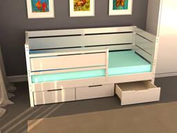 Кровать подростковая. - фото 3