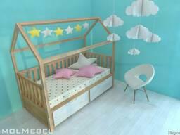 Кровать подростковая на заказ.