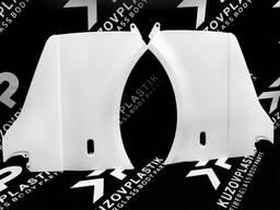 Крыло фольксваген т5 стеклопластик