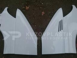 Крыло мерседес спринтер w901-905 стеклопластик