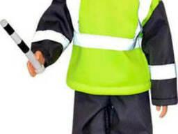 Кукла Борис - инспектор ДПС, Белкукла