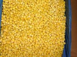 Кукуруза десертная замороженная в зернах