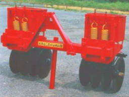 Культиватор лесной бороздной Л-129 (КЛБ-1,7)