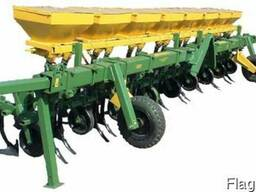 Культиватор навесной для междурядной обработки почвы КРН-5, 6