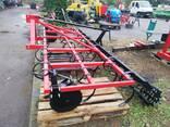 Культиватор сплошной обработки с катком 3,2 метра - фото 2