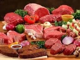 Купим Мясные продукты и другие продукты питания