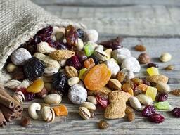 Купим Сухофрукты, орехи, грибы и другие продукты питания
