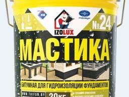 Купить мастику № 24 в Гродно. Мастика Izolux
