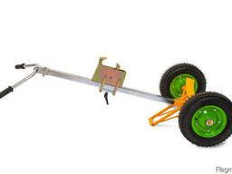 Купить Тележка для бочек Ринтарп DE450, 450 кг по низкой. ..