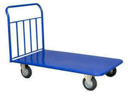 Купить Тележка платформенная ТП 300 (700х1200) (колеса. ..
