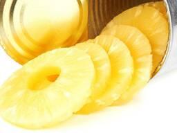 Куплю ананас, персики консервированные оптом