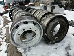 Срочный выкуп грузовых шин и дисков