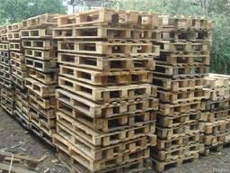 Куплю поддоны деревянные 1000x1200 , 800x1200 б/у