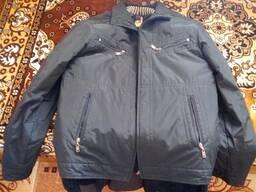 Куртка текстильная