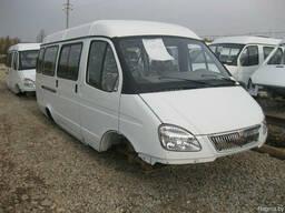 """Кузов ГАЗ-3221 """"Автобус"""" 8-ми мест в сборе (406 дв)..."""