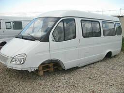 """Кузов ГАЗ-322130 """"Автобус"""" 13-ти мест в сборе (402 дв.)..."""