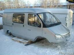 Кузова и кабины ГАЗ, Газель, УАЗ под разные двигателя.
