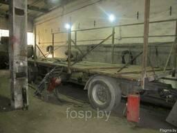 Кузовной ремонт грузовых автомобилей, ремонт прицепов и. ..