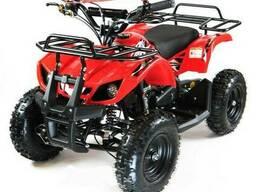 Квадроцикл детский бензиновый Motax ATV Х-16 Мини-Гризли. ..