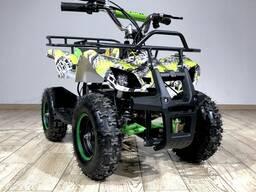 Квадроцикл электрический MMG ATV E006 800W