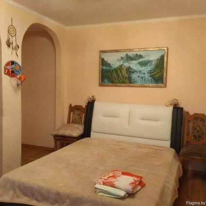 Квартира на часы и сутки в Бобруйске Гагарина 31