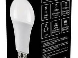 Лампа Е27, 9 Вт, с резервной системой питания
