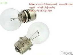 Лампа накаливания ОП12-100 , Минск