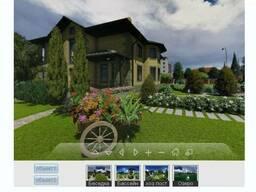 Ландшафтные проекты 3D reamGarden