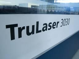 Лазерная резка Trumpf Trulaser 3030 Truflow 3200