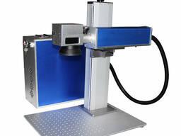 Лазерный маркер по металлу оптоволоконный 20Вт