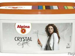 Лазурь Alpina Effect Crystal