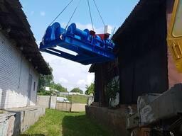 Лебедка маневровая ЛЭМ-10