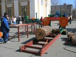 Ленточная электрическая пилорама Алтай 900 рrof 11 квт