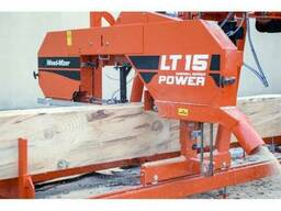 Ленточная пилорама Wood-Mizer LT15 Power