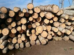 Лес круглый на дрова(Самовывоз)