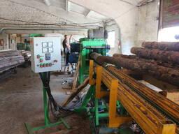Лесопильный цех, цех распиловки леса, производство расп леса