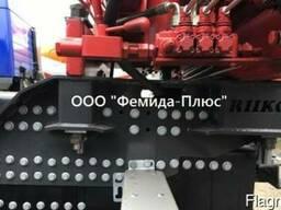 Лесовоз-сортиментовоз МАЗ-631219 Mercedes/435/Riiko/Майман - фото 5