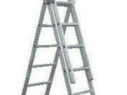 Лестница алюминиевая 3-х секционная Тarko 3*7ступ