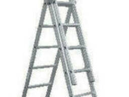 Лестница алюминиевая 3-х секционная Тarko 3*11ступ