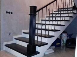 Лестницы из берёзы и дуба