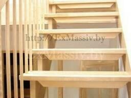 Лестница из дерева в Минске