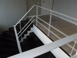 Лестница, перло, поручни и винтовые лестницы