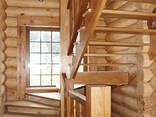 Лестницы по индивидуальным проектам - фото 2
