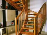 Лестницы по индивидуальным проектам - фото 3
