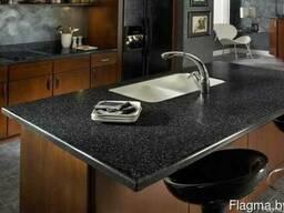 LG Hi-macs G007 Platinum Granite Акриловый камень