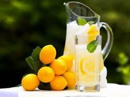 Лимонады в ассортименте поставки на РФ по отличной цене