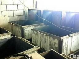 Линия по производству пенобетонных блоков смеситель - фото 3